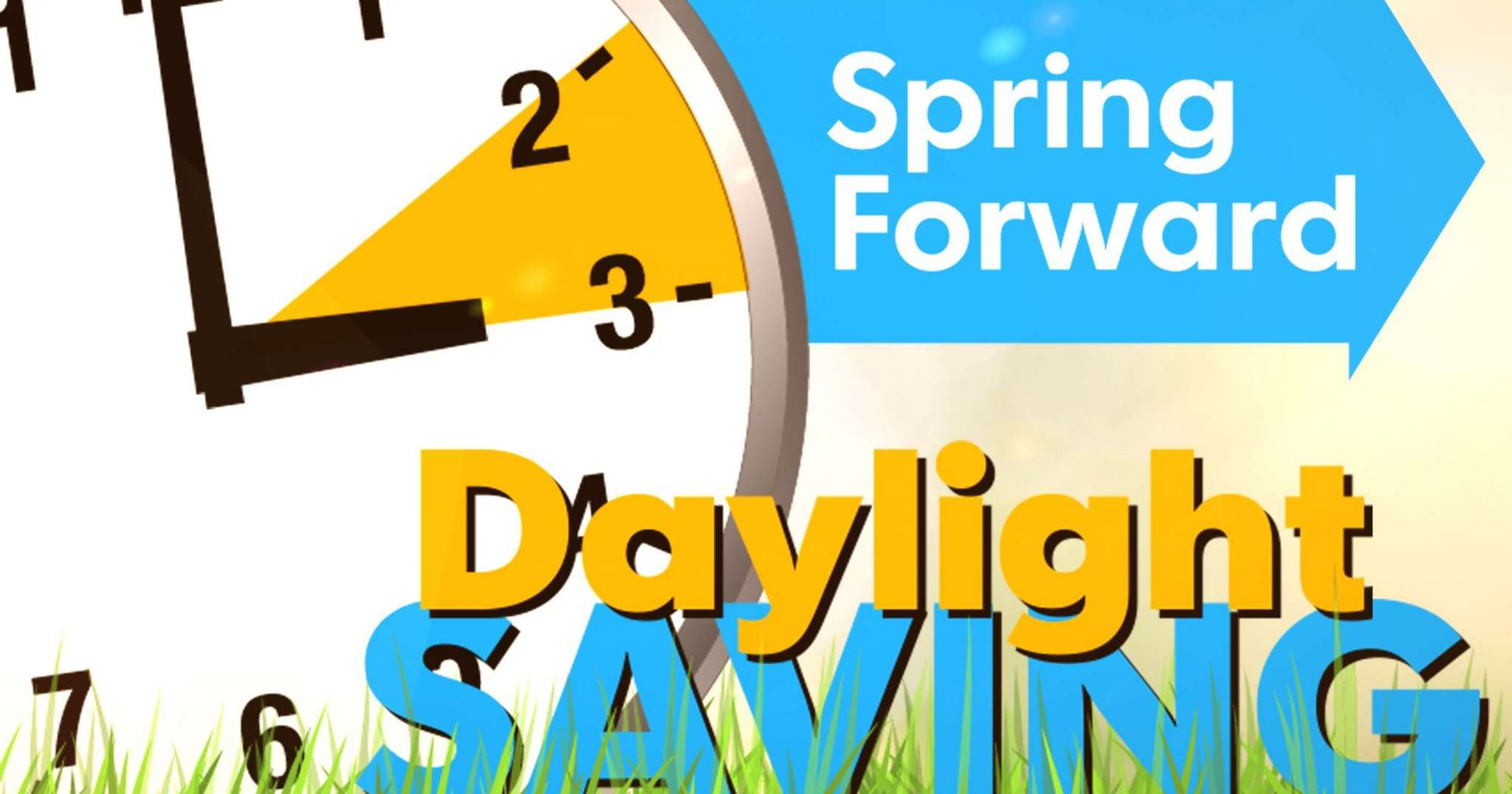 Daylight Saving Starts